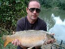 Fred Frankland with a 9lb ghostie Aug 2004