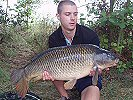 Marc Gormer with a 23lb 10oz common - July 2005