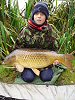 Sam Pudney - 23lb 150z Common - Nov 2004