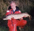 Scott Beadell with a 20lb+ Pike
