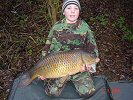 Tom Pudney - 19lb 15oz - Jan 2006