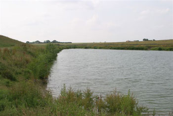 The Coarse Match lake